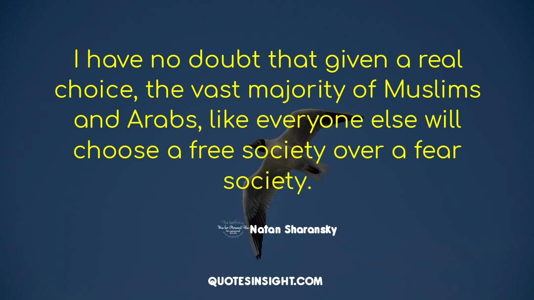 Real Friend quotes by Natan Sharansky