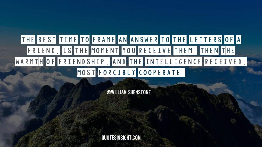 Real Friend quotes by William Shenstone