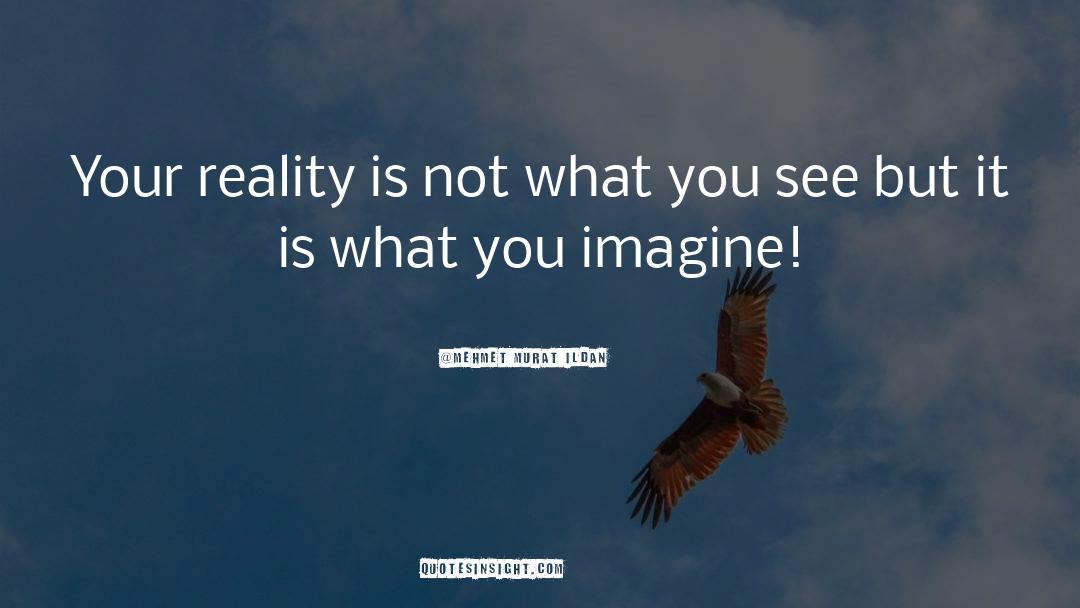 Reality Of Life quotes by Mehmet Murat Ildan