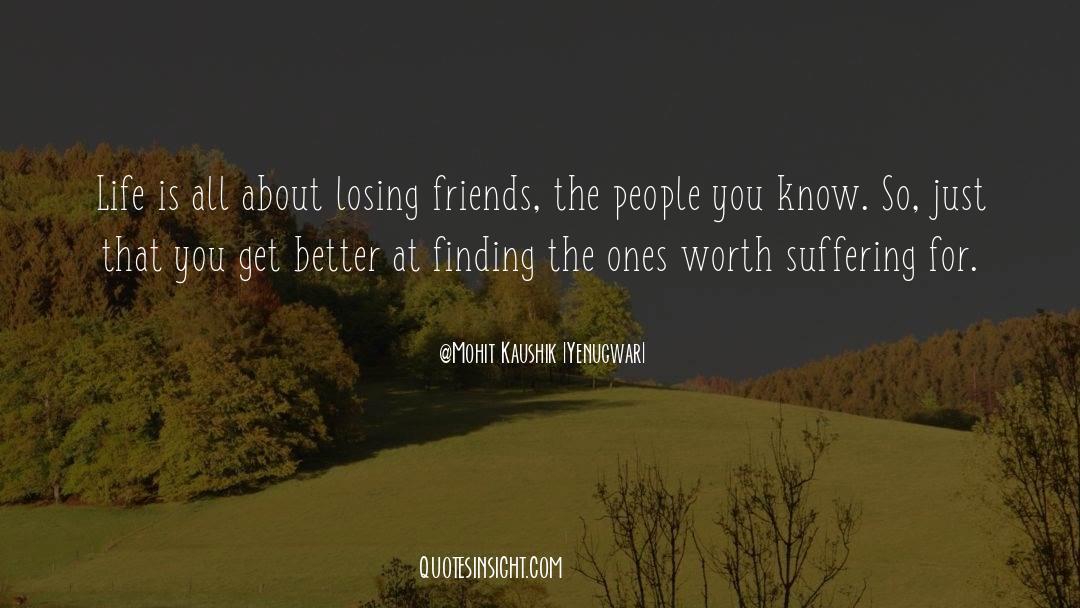 Reality Of Life quotes by Mohit Kaushik |Yenugwar|
