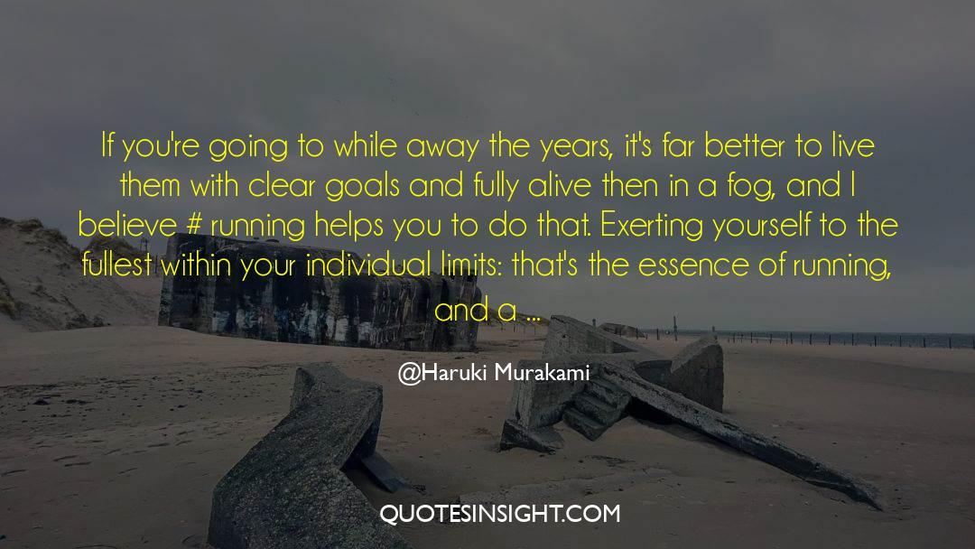 Reality Of Life quotes by Haruki Murakami
