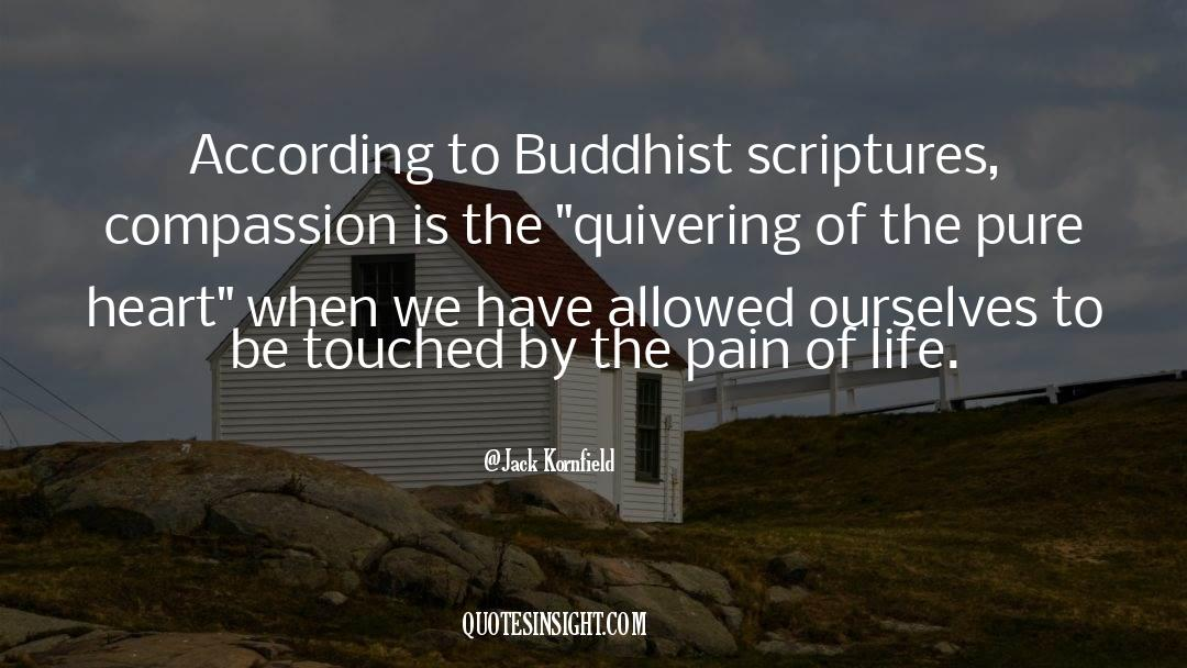 Reality Of Life quotes by Jack Kornfield