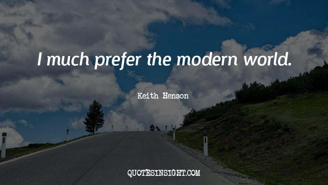 Recycling quotes by Keith Henson