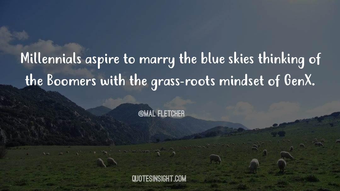 Red Vs Blue quotes by Mal Fletcher