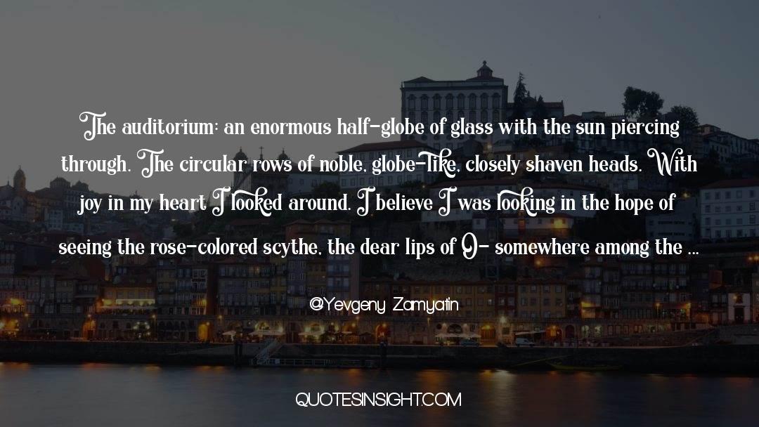 Red Vs Blue quotes by Yevgeny Zamyatin
