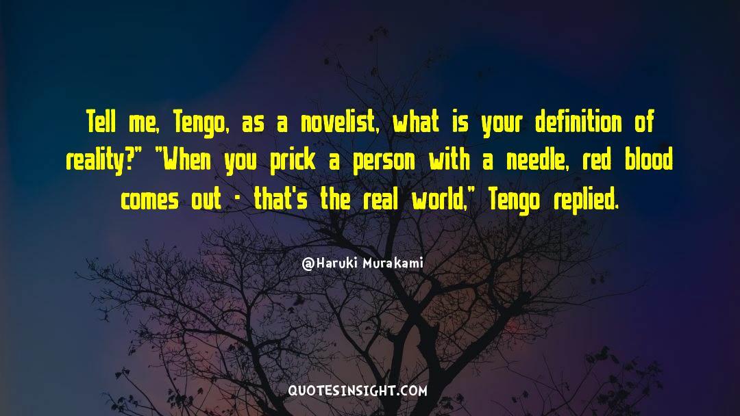 Red Vs Blue quotes by Haruki Murakami