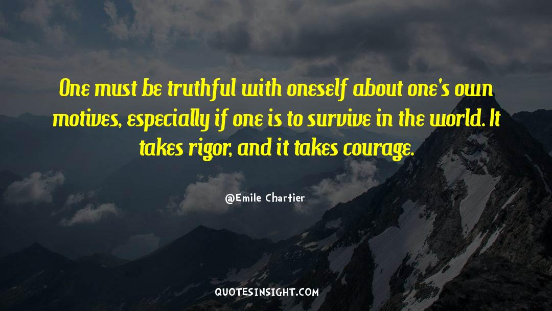 Respect quotes by Emile Chartier