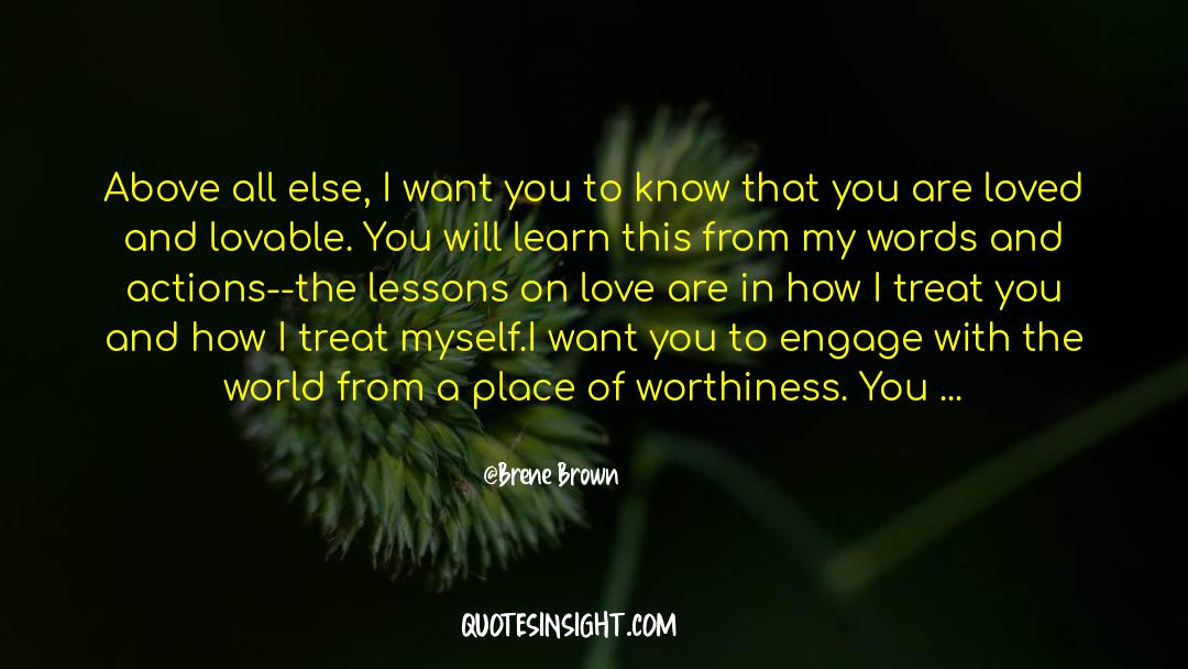 Respect quotes by Brene Brown
