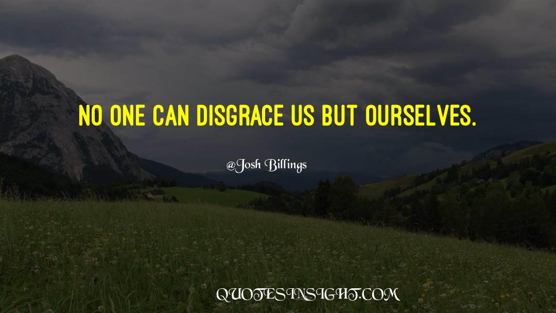 Respect quotes by Josh Billings