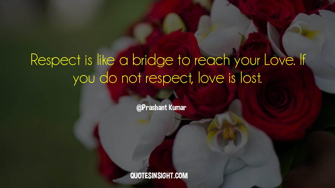 Respect quotes by Prashant Kumar