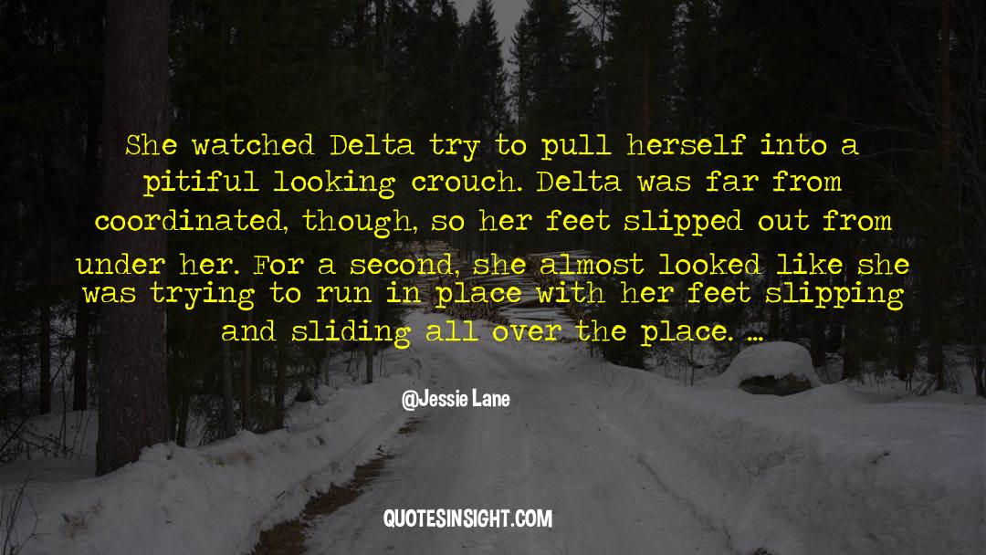 Running Up That Hill quotes by Jessie Lane