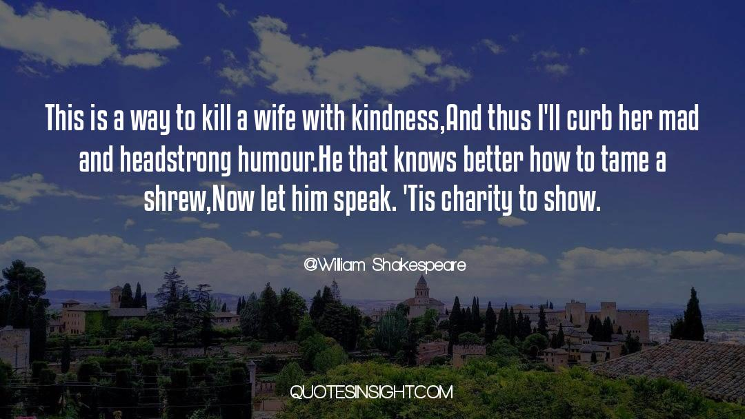 Shrews quotes by William Shakespeare