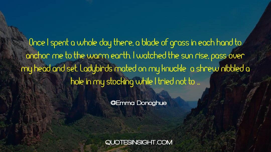 Shrews quotes by Emma Donoghue