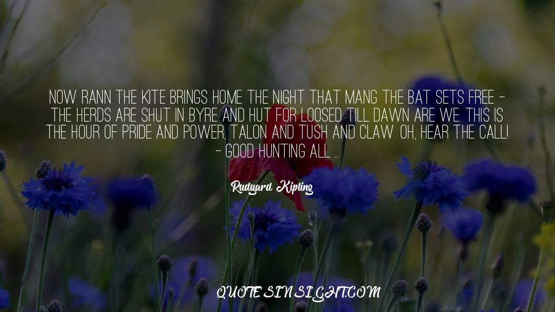 Shut In quotes by Rudyard Kipling