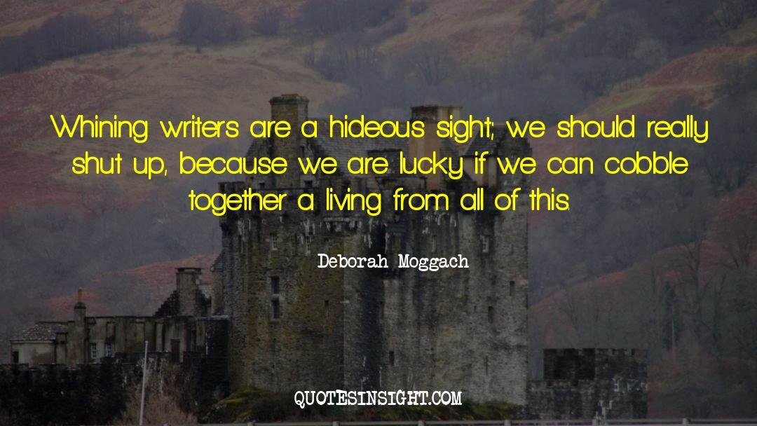 Shut In quotes by Deborah Moggach