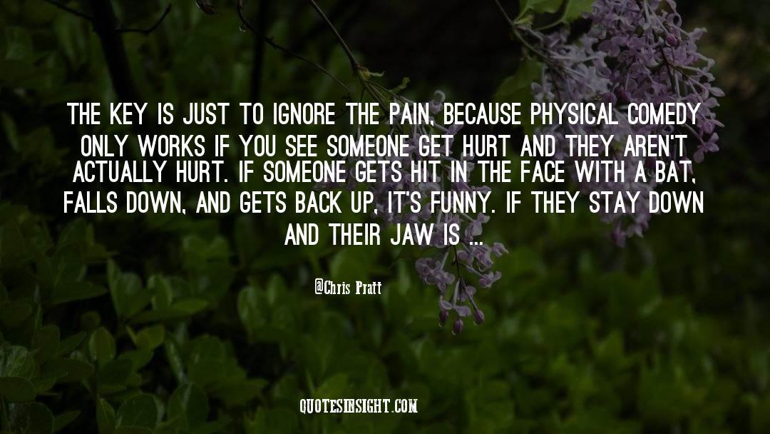 Shut In quotes by Chris Pratt