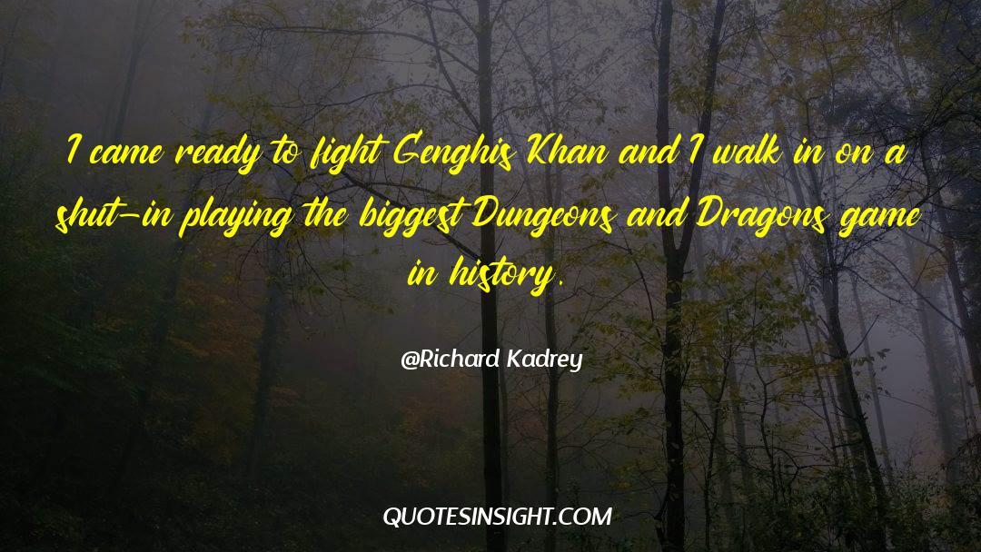 Shut In quotes by Richard Kadrey