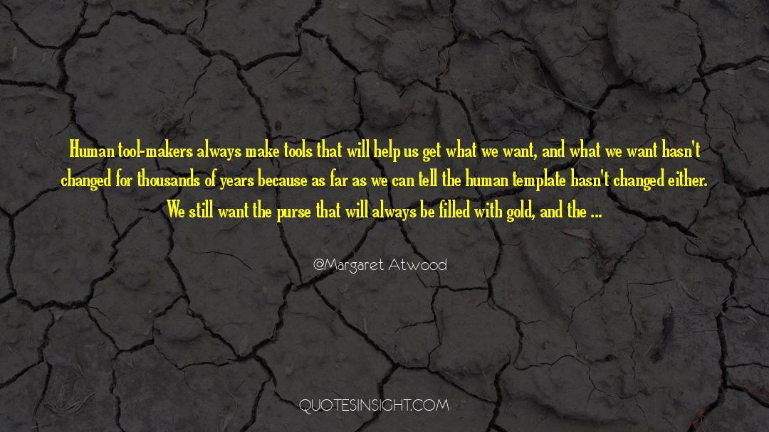 Snoop quotes by Margaret Atwood