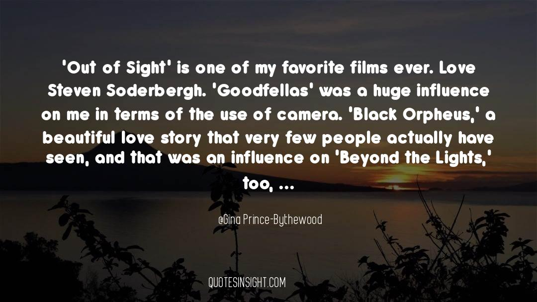 Soderbergh quotes by Gina Prince-Bythewood