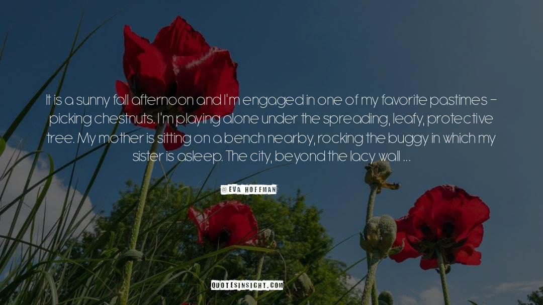 Songs Are Humming In My Heart quotes by Eva Hoffman
