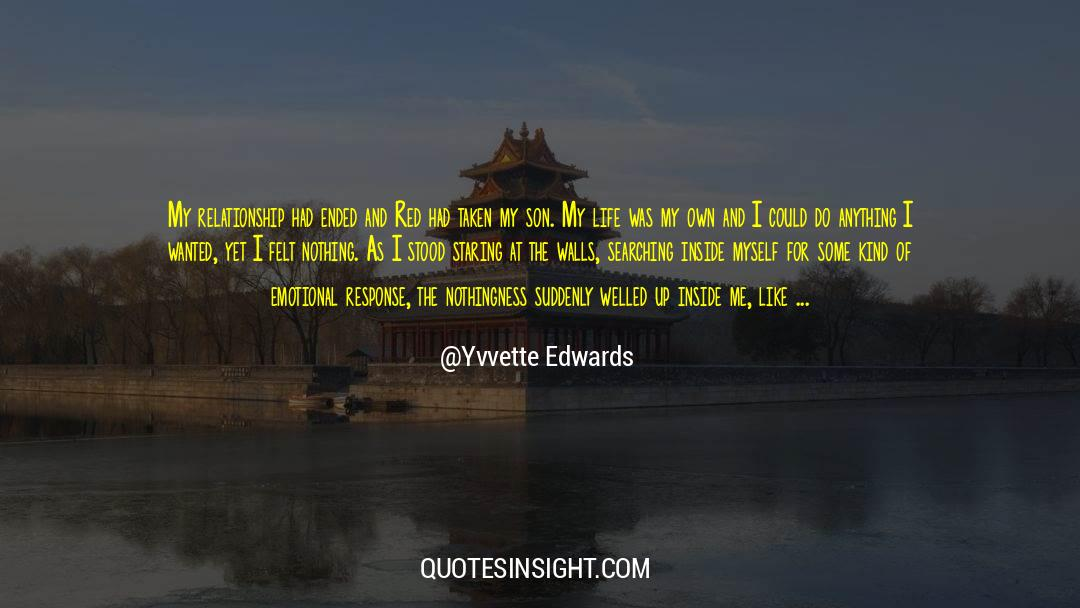 Songs Are Humming In My Heart quotes by Yvvette Edwards
