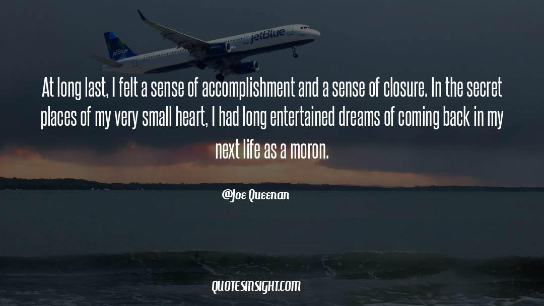 Songs Are Humming In My Heart quotes by Joe Queenan