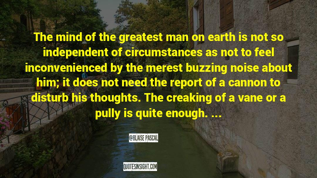 Swim The Fly quotes by Blaise Pascal