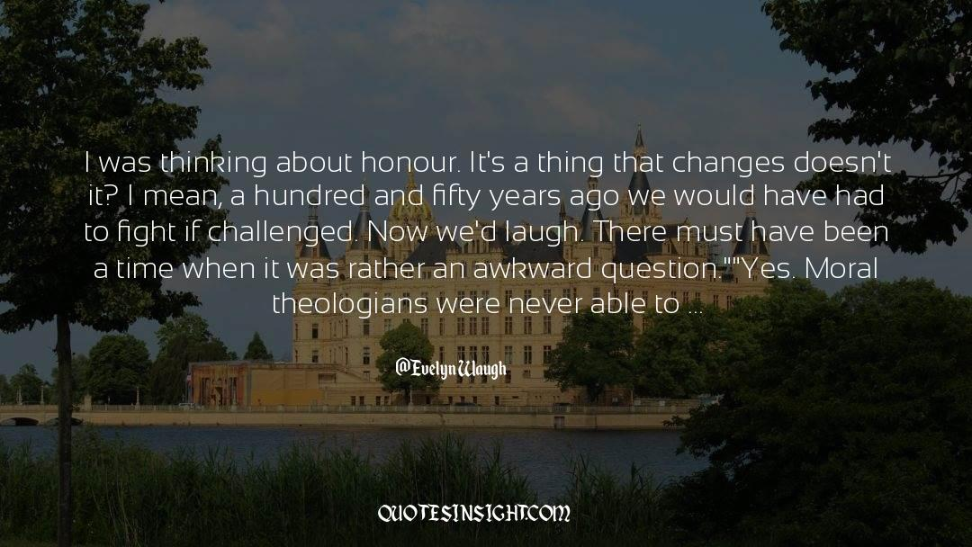 Swim The Fly quotes by Evelyn Waugh