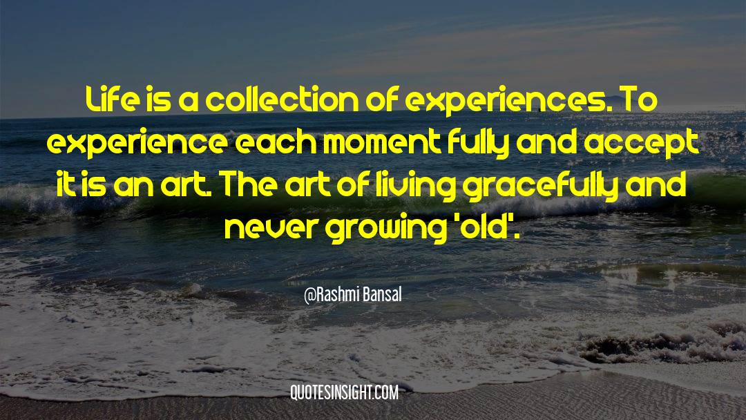 The Art Of Living quotes by Rashmi Bansal