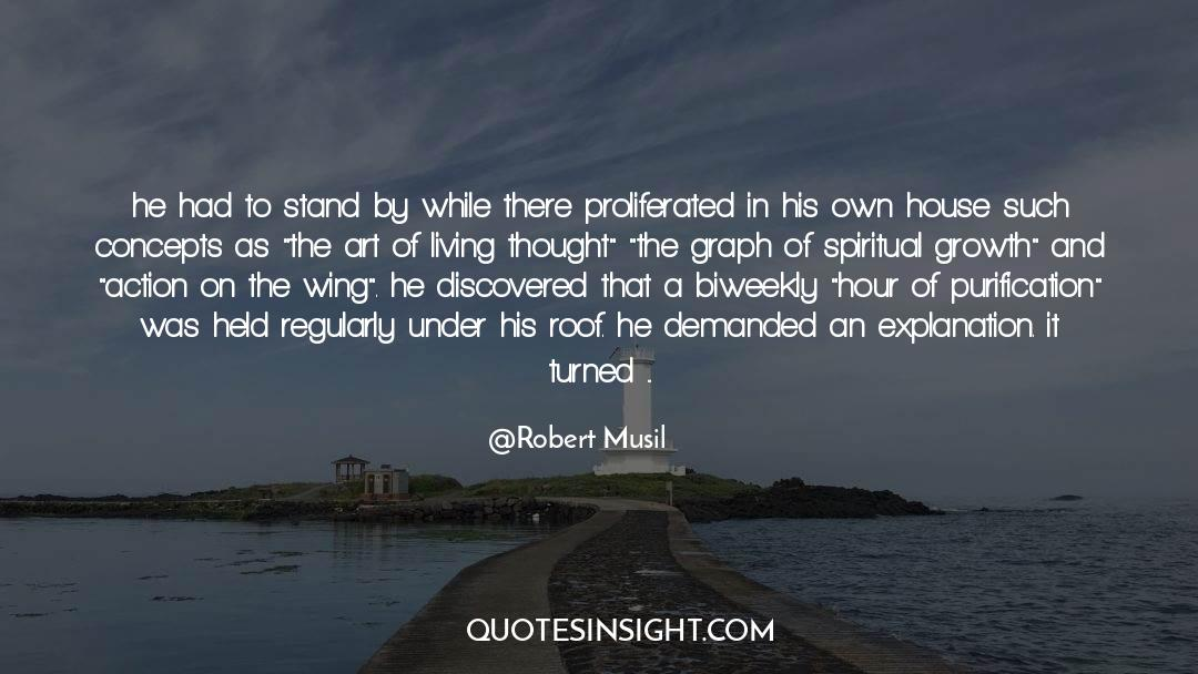 The Art Of Living quotes by Robert Musil