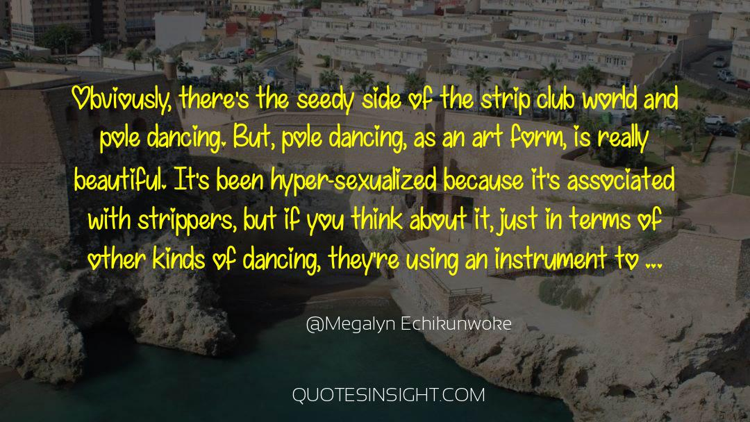 The Art Of Living quotes by Megalyn Echikunwoke