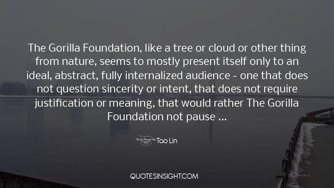 The Gorilla Foundation Quotes
