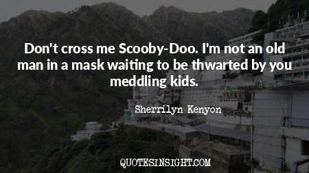 Meddling Kids Quotes