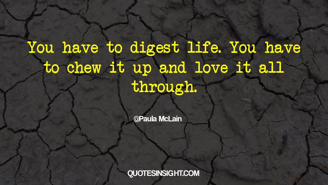 Undivided Love quotes by Paula McLain