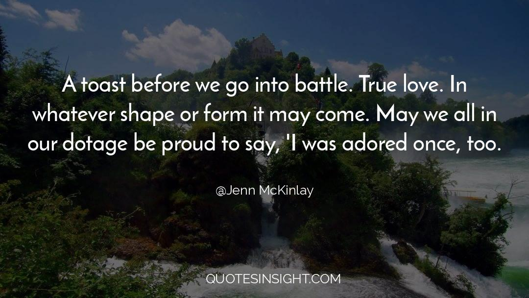 Undivided Love quotes by Jenn McKinlay