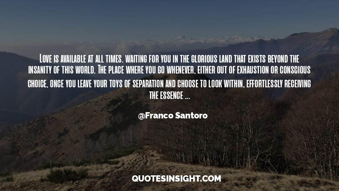 Undivided Love quotes by Franco Santoro
