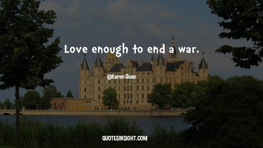 Viking War quotes by Karen Quan