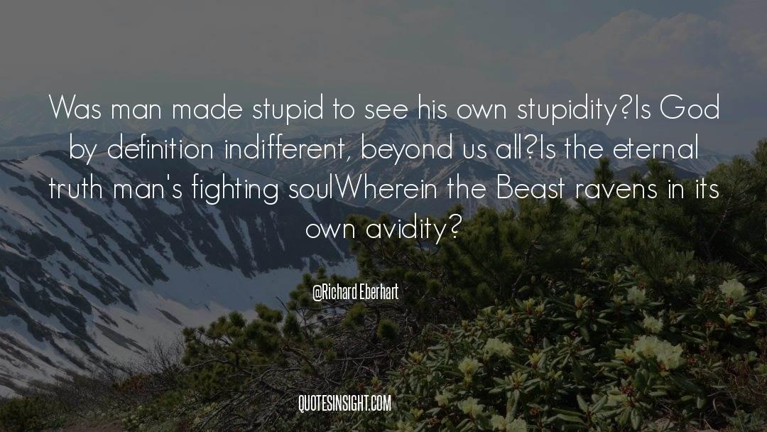 Viking War quotes by Richard Eberhart