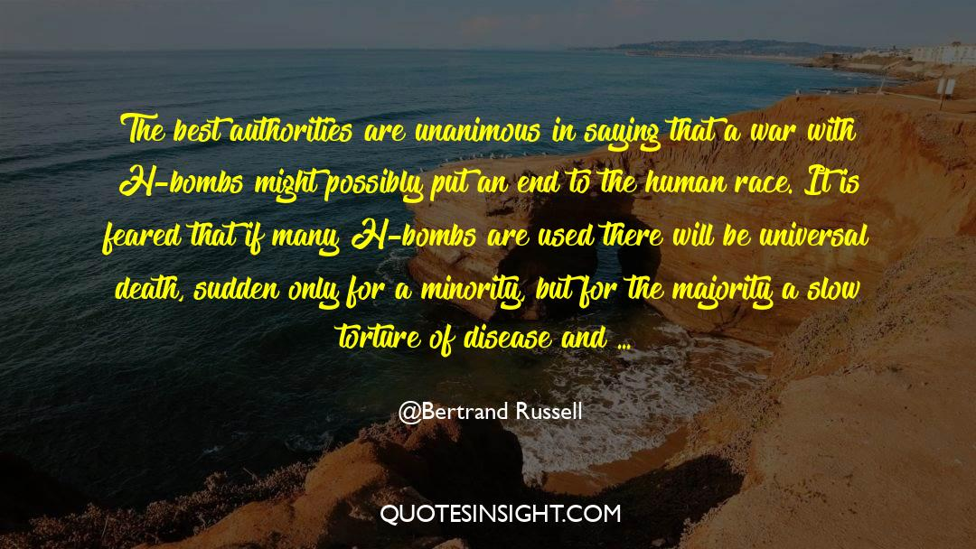 Viking War quotes by Bertrand Russell