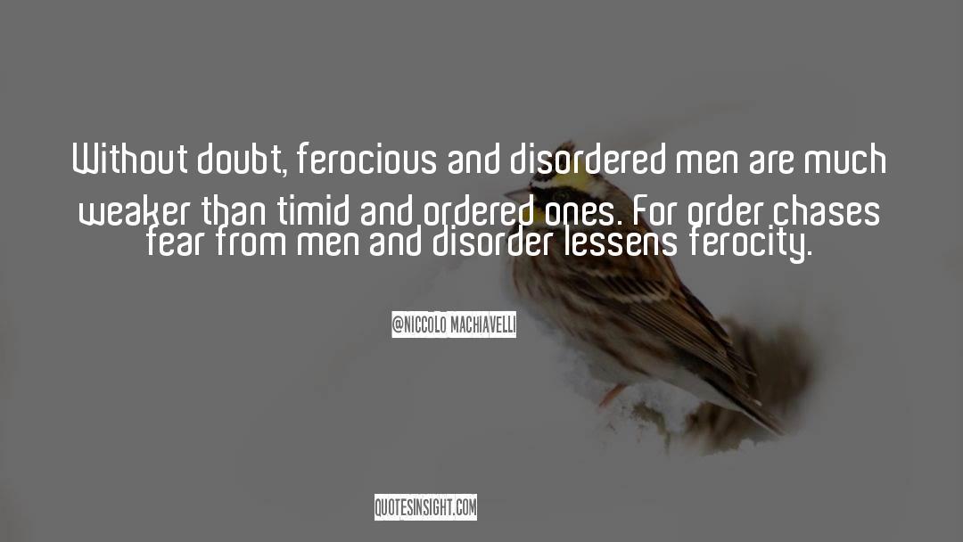 Viking War quotes by Niccolo Machiavelli